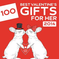 100 Best Valentine's Day Gifts for Her of 2014 | Dodo Burd