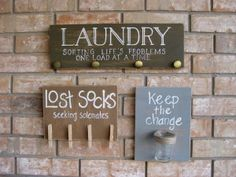 for my laundry room :)