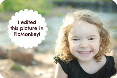 Editing Your #Photographs with #PicMonkey. http://wp.me/p1spPJ-Qv