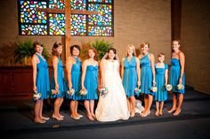 Convertible Bridesmaid Dress (Material: Jersey)