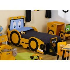 Boys Toddler Beds On Pinterest