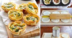 Frittatine al forno in cestini di pancarrè: una ricetta velocissima | Ultime Notizie Flash
