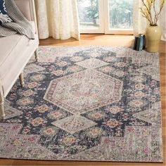 Hogue Black/Taupe Rug World Menagerie Rug Size: Rectangle 154 x Dark Grey Rug, Black Rug, Brown Rug, Color Black, Rug World, Rug Texture, Indoor Outdoor Area Rugs, Outdoor Rooms, Gray