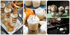 17 Delicious Ideas for Dessert Shooters  - CountryLiving.com. I am obsessed with these shooters!!  Details make a statement!!  A must for me when hosting a party!