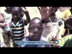 Ex-paquito largou a fama, se mudou para a África e adotou 17 filhos. Veja!