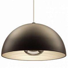 Kapsel dome black pendant ceiling light home lighting dome large pendant light aloadofball Image collections