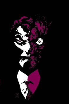 Two Face by Tim Sale