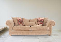 Flexsteel Sofa Large seater scatter back sofa Barnaby Sofa Sets Corner Sofas Leather