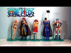 One Piece Figures 6pcs Ver4: http://youtu.be/zYuvu3FLaFY #onepiece