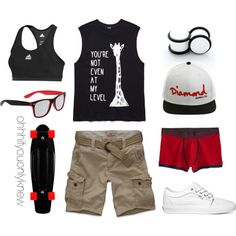 """""""Untitled #221"""" by ohhhifyouonlyknew on Polyvore"""