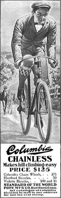 1898 Columbia