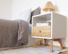 Beste afbeeldingen van nachtkastje in bed room bedside
