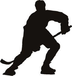 hockey stencil - Google Search