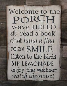 :) I want this to hang on our deck at the camper