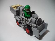 https://flic.kr/p/DeevrE   FebRovery Day 15   Sorry to start a bit late, but here it is, a ground transport vehicle for FebRovery!