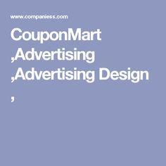 CouponMart ,Advertising ,Advertising Design ,
