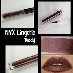 MichelaIsMyName: NYX Lingerie in Teddy REVIEW