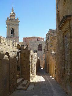 Gozo (Malta): citadel of Victoria. | Flickr - Photo Sharing!