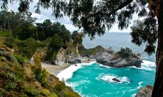 Photography near San Francisco - Take in Iconic McWay Falls :: The Outbound Collective