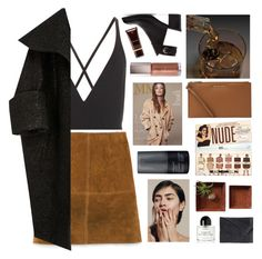 """Untitled #3010"" by tacoxcat ❤ liked on Polyvore featuring Zara, Proenza Schouler, Oscar de la Renta, Michael Kors, Tom Ford, Living Proof, Dot & Bo, Byredo and Natori"