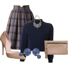 A fashion look from November 2015 by janicemckay featuring Dion Lee, Chicwish, Office, Miss Selfridge and Bling Jewelry