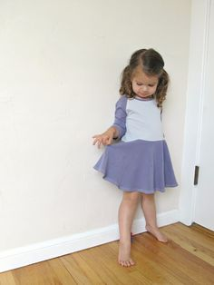 homemade by jill: baseball twirl dress and knit parsley shorts