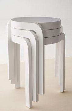 Staffan Holm spin stool