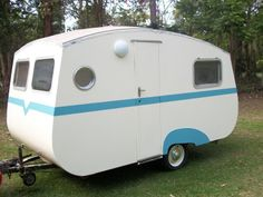 UPDATED - MY 1958 CASTLE CARAVAN | Vintage Caravans