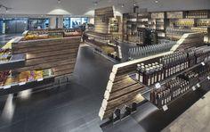 Heinemann Duty Free Trondheim Airport Store - Norway