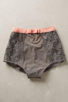 Triumph Laced Dusk High-Rise Panty