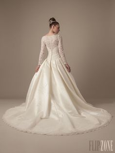 Dennis Basso for Kleinfeld - Bridal - 2013 collection