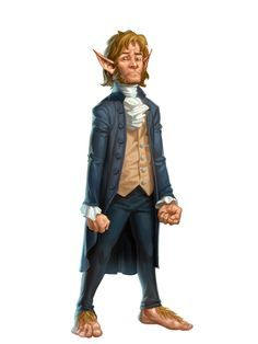 noble halfling - Google Search