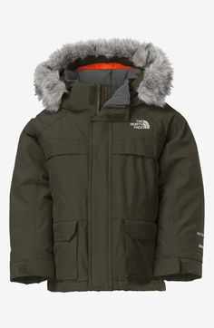 The North Face 'McMurdo' Parka (Toddler Boys) available at #Nordstrom