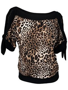 eVogues Plus size Off Shoulder Color Block Top Animal Print - 3X eVogues Apparel http://www.amazon.com/dp/B00MXV8LIW/ref=cm_sw_r_pi_dp_YGnIub1S3KSMT