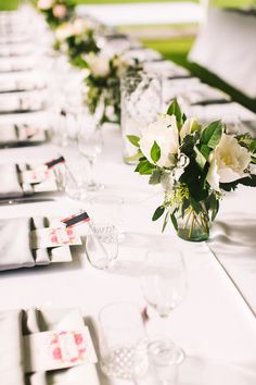 Farm table wedding reception | Rebecca Arthurs Photography | see more on: http://burnettsboards.com/2015/04/oahu-ranch-wedding/