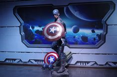 Grand Orient Wax Art is a famous celebrity wax museum in the world, focuses on the best celebrity wax figures and wax museum design and decoration Wax Statue, Wax Art, Wax Museum, Design Museum, Captain America, Entertaining, Cool Stuff, Funny
