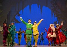 elf on broadway - Google Search