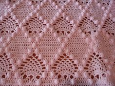 Subee Sews Quilts: Pink Baby Afghan FOR SALE!