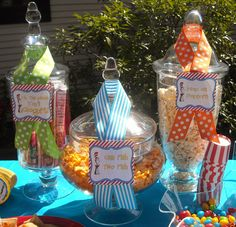 Dr. Seuss party food ideas - click for lots more!