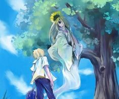 Anime picture natsume yuujinchou brains base (studio) natsume takashi hotaru (natsume yuujinchou) alulu long hair tall image short hair blonde hair standing sky cloud (clouds) traditional clothes from behind couple from below back ghost girl boy 256778 en Manga Anime, Anime Art, Natsume Takashi, Hotarubi No Mori, Natsume Yuujinchou, Manga Games, Me Me Me Anime, Anime Characters, Art Drawings