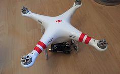 Neuer Beitrag auf imaxn.de: Nutzung von Drohnen im Einsatz der Feuerwehr