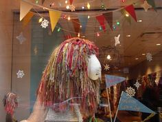 This store is so fun! http://blog.lionbrand.com/2008/12/17/snowflakes-with-sparkle/