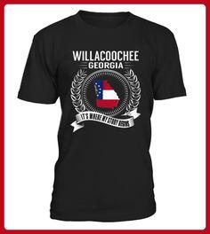 Top Willamina Oregon  My Story Begins front 3 Shirt - Wild shirts (*Partner-Link)