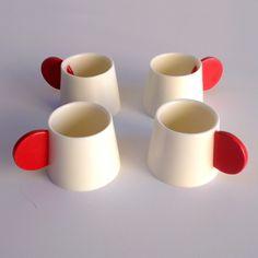 Espresso Cup by Bryony Penman