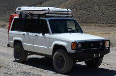 1991 Isuzu Trooper Overlanding Build - Expedition Portal
