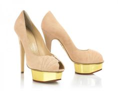 Charlotte Olympia - Daryl - Spring / Summer 12 collection