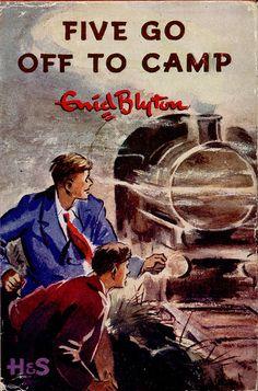 Brockhampton Press _ Enid Blyton by uk vintage, via Flickr