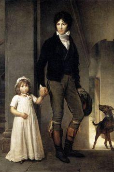 Francois Jean Baptist Isabey 1795