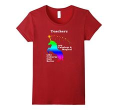 Womens Teacher Unicorn T Shirt Small Cranberry Teacher Un... https://www.amazon.com/dp/B074L8XVV7/ref=cm_sw_r_pi_dp_x_iHBHzbDS9ZS9C