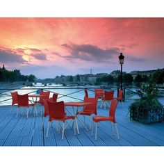Coloured Polypropylene Outdoor Furniture Pack - FP029 from Red Moon Concepts